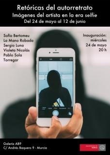RETÓRICAS DEL AUTORRETRATO. Imágenes del artista en la era del selfie
