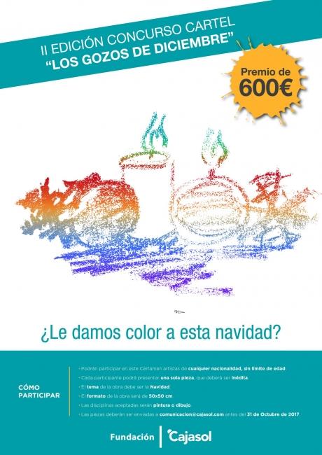 II Edición del Concurso ¿Le damos color a esta Navidad?