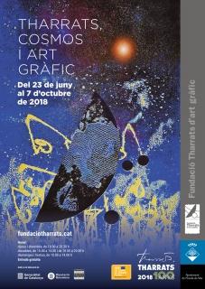 Tharrats, cosmos i art gràfic