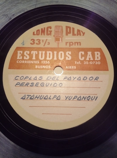 Imagen cortesía del Museo de Arte Popular José Hernández