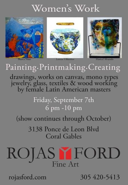 Female Latin American Masters
