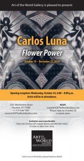 Flower Power. Imagen cortesía Carlos Luna