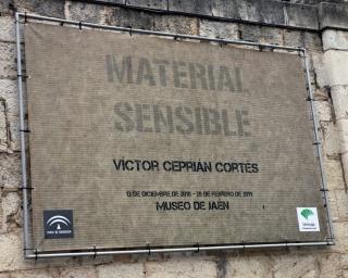 Material Sensible de Víctor Ceprián Cortés
