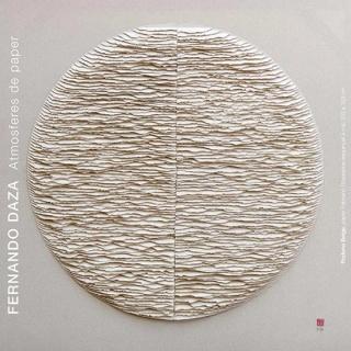 Fernando Daza. Atmosferes de paper