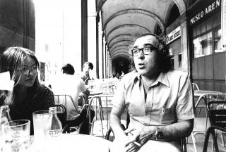 Román Gubern — Cortesía del Institut de Cultura de Barcelona