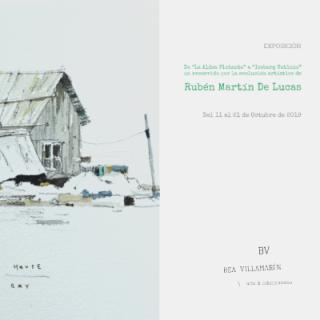 """De """"La Aldea Flotante"""" a """"Iceberg Nations"""" un recorrido por la evolución artística de Rubén Martín De Lucas"""