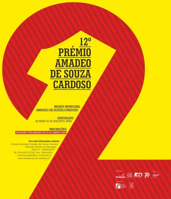 12º Prémio Amadeo de Souza-Cardoso