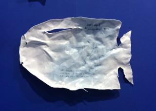 """Daniel Silvo, """"anri sala"""" — Cortesía de la Galería Isabel Hurley"""