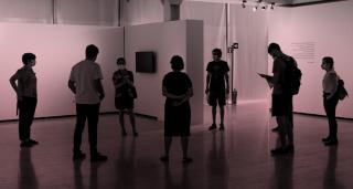 Plus VI residencias de creación e investigación artística — Cortesía del MUA, Museo de la Universidad de Alicante