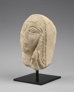Pablo Picasso. Tête féminine — Cortesía de la Fundación Botín