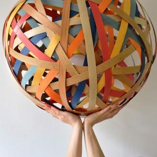 Organic lamp (Julia Fritz)