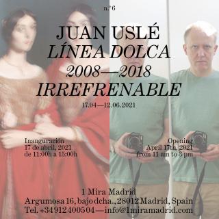 Invitación: Juan Uslé