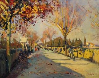 Carretera de Vilanova