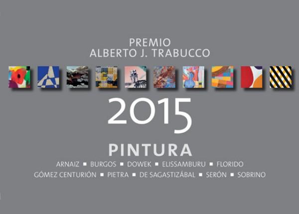 Premio Trabucco Pintura 2015