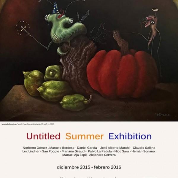Untitled Summer Exhibition