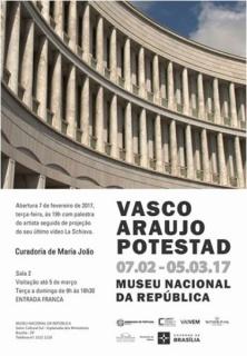Vasco Araújo, Potestad