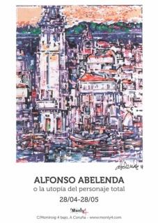 Alfonso Abelenda o la utopía del personaje total