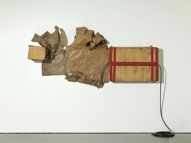 Robert Rauschenberg, Sense títol, 1972. Col·lecció MACBA. Fundació MACBA. Fotògraf: Gasull Fotografia – Cortesía del MACBA