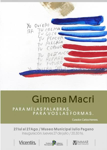 Gimena Macri