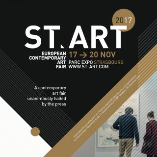 ST-ART Strasbourg Art Fair 2017