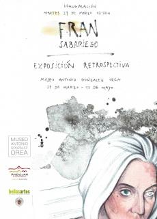 Fran Sabariego. Exposición retrospectiva
