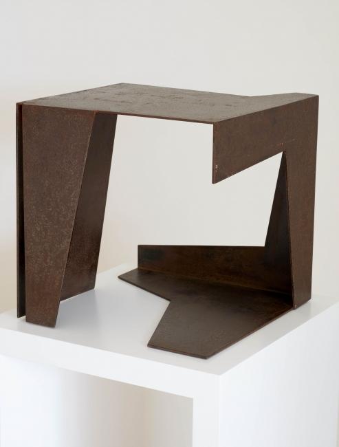 Jorge Oteiza, Caja Vacía. Conclusión experimental nº 1 (A), 1996 — Cortesía del artista y del Centro de Artes Visuales Fundación Helga de Alvear, Cáceres