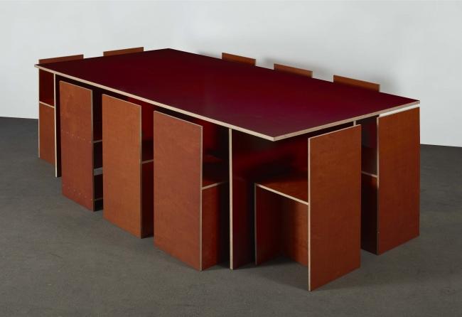 Donald Judd, Untitled, 1993 — Cortesía del artista y del Centro de Artes Visuales Fundación Helga de Alvear, Cáceres