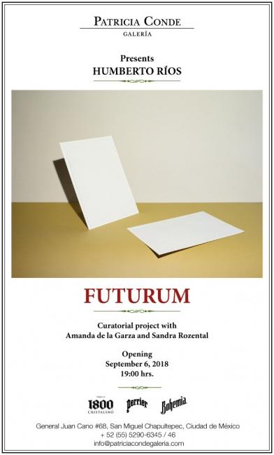Humberto Ríos. Futurum
