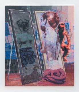 Markus Oehlen — Cortesía de Apertura Madrid Gallery Weekend