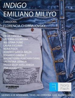 Emiliano Miliyo e invitados