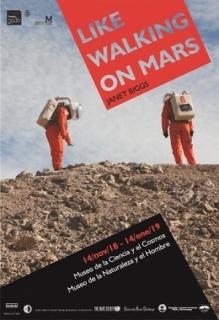 Like Walking on Mars