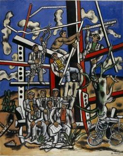 Fernand Léger / Étude pour. Cortesía del IVAM