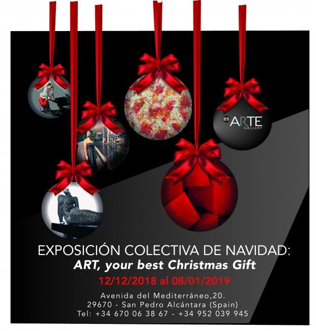 Exposición Colectiva de Navidad