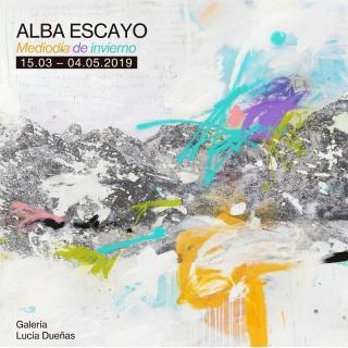 Mediodía de invierno de Alba Escayo