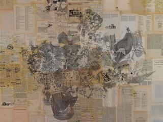 Antonis Donef — Cortesía de la Galería Casado Santapau
