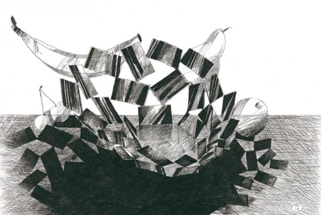Pabellón internacional: Argentina, Brasil e Italia — Cortesía de Barcelona Design Week