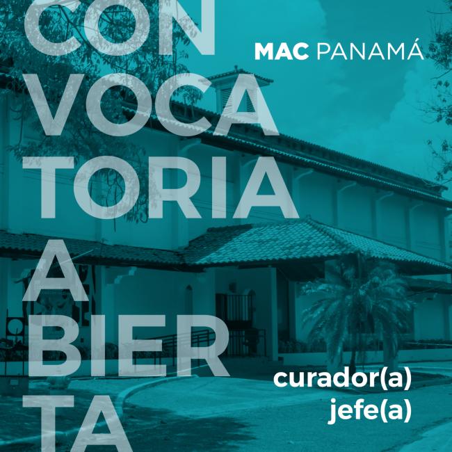 Convocatoria abierta CURADOR(A) JEFE(A)