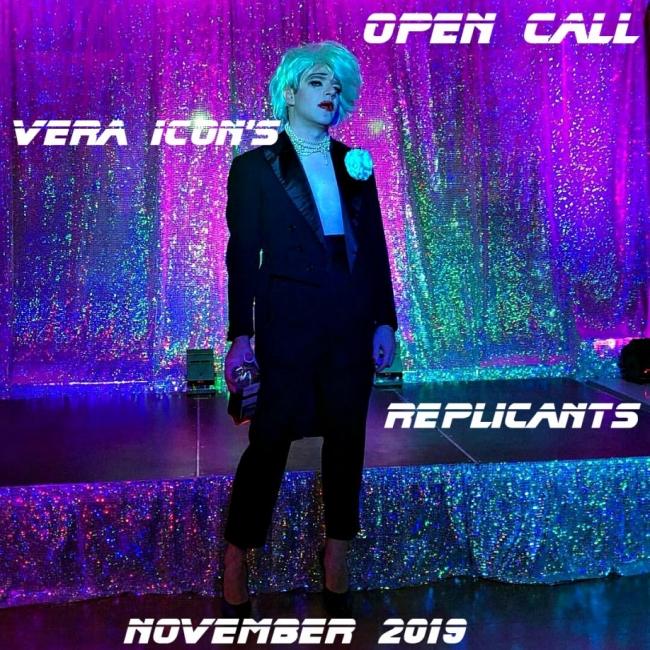 Open Call Vera Icon's Replicants