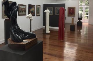 Campus Sculpturae — Cortesía de la Galería José Lorenzo