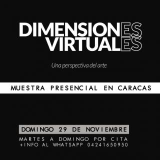 Dimensiones Virtuales. Una perspectiva del arte