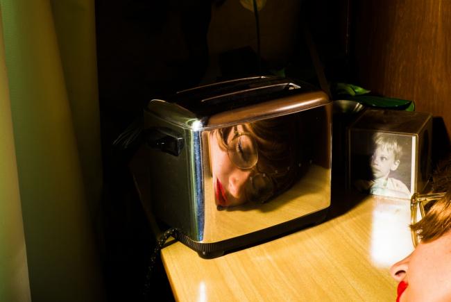 Toaster ( Self- Portrait) Tania Franco Klein, 2016
