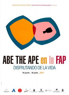 Abe the Ape en la FAP. Disfrutando de la vida