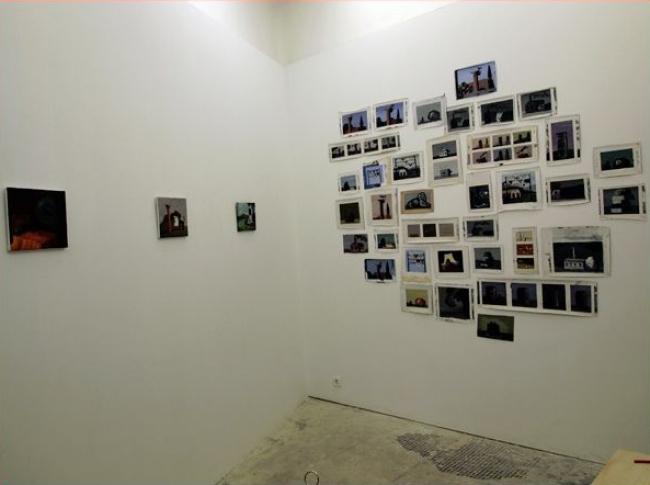 Obras de Oriol Arisa. Galería Alegría (Madrid)