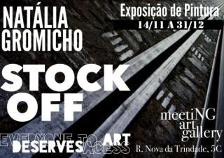 Natália Gromicho, Stock Off