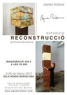 Agnès Rodon, Reconstrucció
