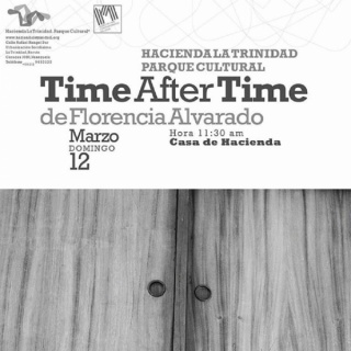 Florencia Alvarado. Time After Time