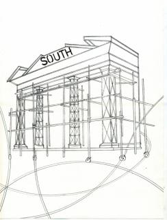 South Facing nº 3, 2017 © A?ngela Ferreira