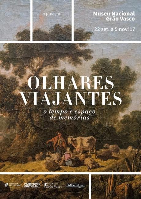 Olhares viajantes. O tempo e espaço de memórias - Cortesía del Museu Nacional Grão Vasco