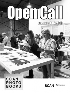 Open Call - Scan PhotoBooks 2018