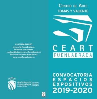 Convocatoria de Exposiciones 2019-20